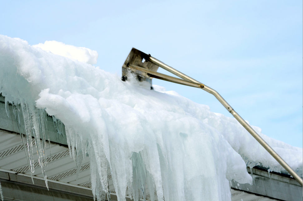 Tips For Removing Snow And Ice for Home Decoration
