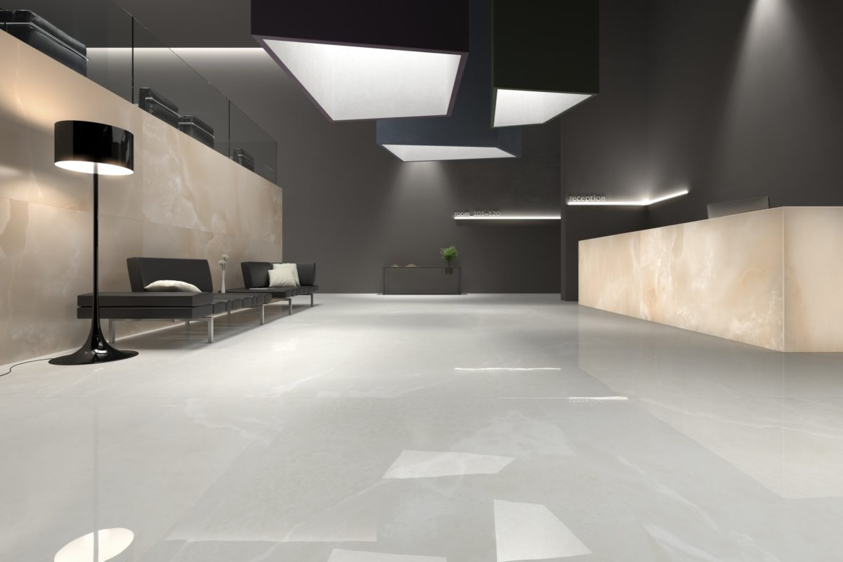 Get Branded With The New Porcelain Tiles