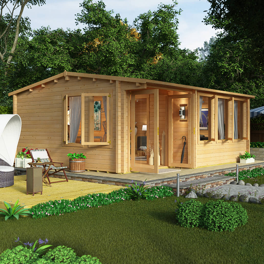 Tips For Choosing The Perfect Garden Log Cabin