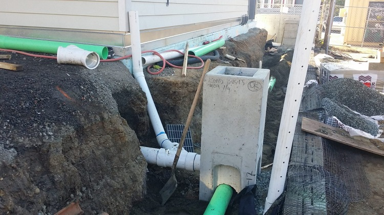 drainage contractors